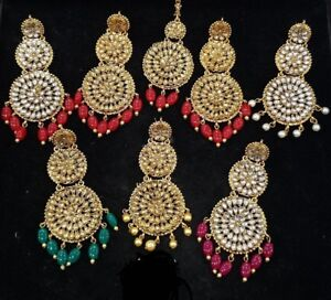 Indian pakistani ladies punjabi jewellery high end fashion