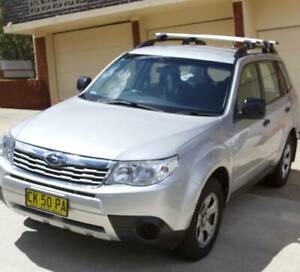 2009 Subaru Forester SUV - Low KMs -