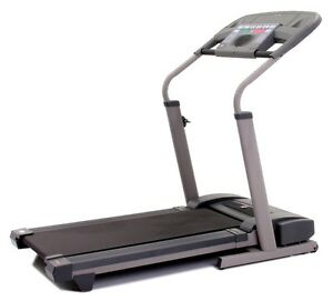 Treadmill in good condition, 330i , fold up