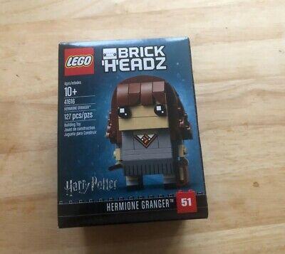 Lego BrickHeadz Hermione Granger from Harry Potter 41616 New in sealed box NIB