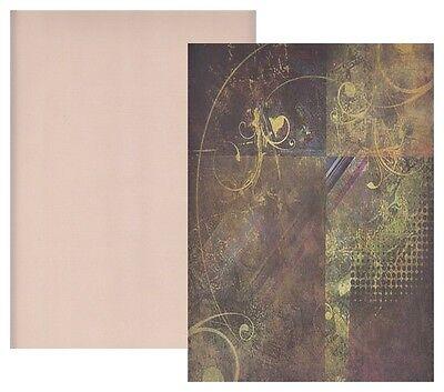 Reddy-Cards-Kartenkarton-010630-Vintage-Ornamente-geprägt-ca.250g/m²