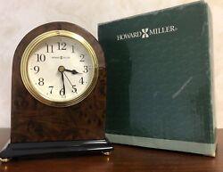 Howard Miller Bedford Table Top Clock