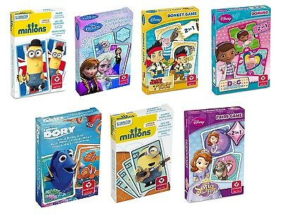 disney 2 in 1 card games select character children39 - Childrens Games Free Disney