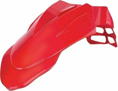 ACERBIS UNIVERSAL SUPERMOTARD FRONT FENDER RED