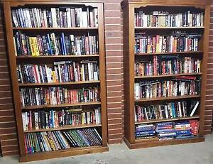 BULK Book Sale - 350+ Books - War, Movies, Fiction, Sports & More Point Cook Wyndham Area Preview