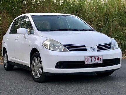 09 Auto Nissan Tiida Sedan