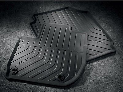 Black Front & Rear Floor Mats Genuine 08P13-T5A-111 for Honda for (Genuine Honda 08p13 T5a 110 Floor Mat)