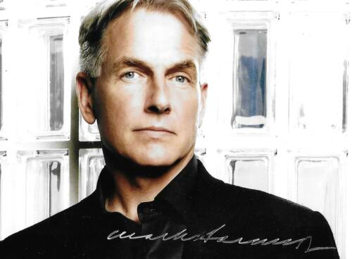 Mark Harmon autographed Summer School NCIS Movie Actor Rare COA LOOK!!