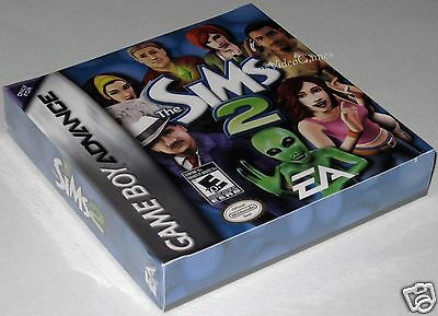 The Sims 2 (game Boy Advance) ..brand