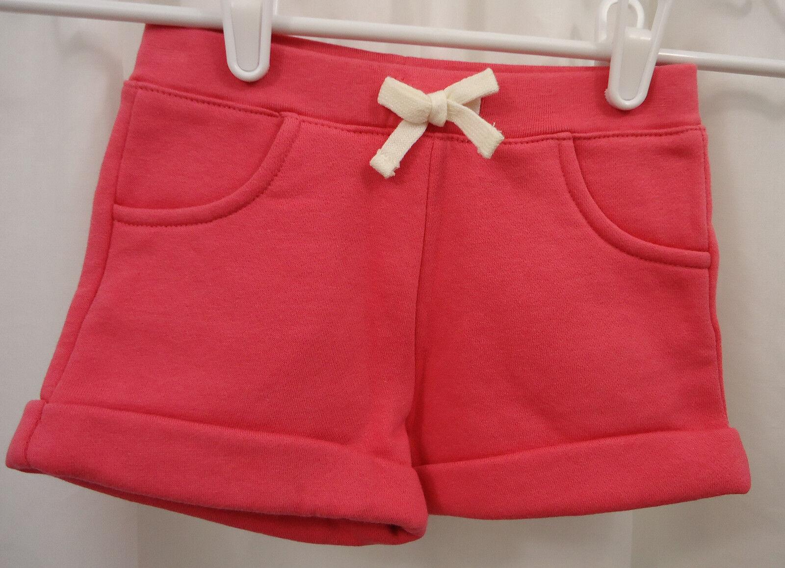 Girl's Lands End Knit Shorts 4