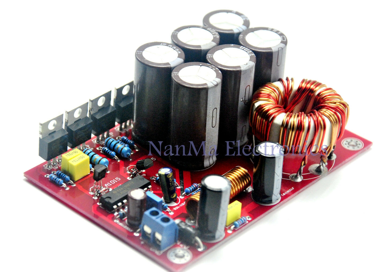 Tda 7294 Extra Jasapembuatanwebsite Irfz44n Electronic Components Integrated Circuit Transistor Stk Switching Boost Power Supply Board Auto Amp For Tda7294 Dc12v To Dc32v 180w New