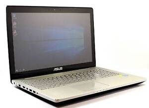 Asus N550J 15.6inch i7 1TB GT750M Touchscreen Laptop For Sale! Perth Perth City Area Preview
