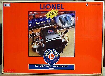 LIONEL 6-32930 ZW MULTI-WATT TRANSFORMER &  2 180 WATT POWERHOUSE SUPPLIES SET