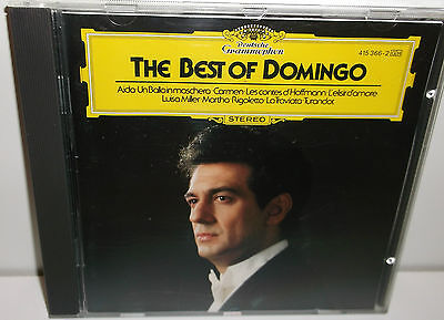 415 366-2 The Best Of Placido Domingo