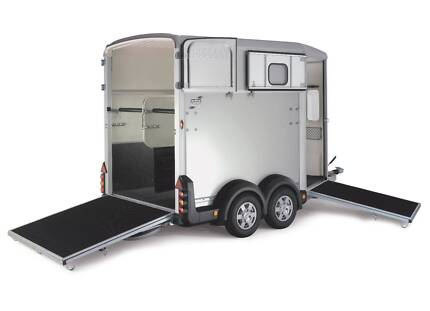 IFOR WILLIAMS HORSE FLOATS - HB511