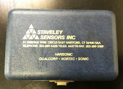 2 Harisonic Ultrasonic Transducersensors Crw-0016-s