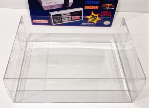 1 Box Protector for SNES and NES CLASSIC EDITION MINI CONSOLE Nintendo Boxes
