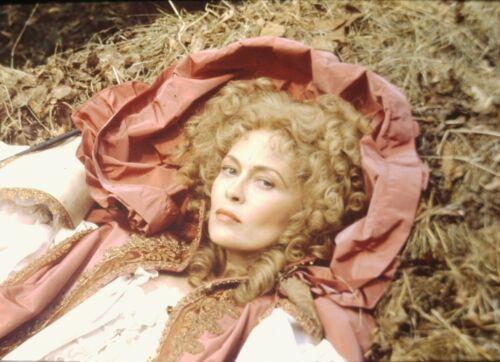 "FAYE DUNAWAY in ""The Wicked Lady"" - Original Vintage 35mm Slide - 1983"