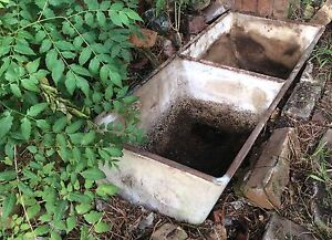 Trough for Feeding your Animals feed and water or plant Herbs Birrong Bankstown Area Preview