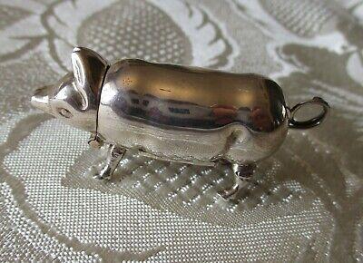 Antique Novelty Silver Horseshoe /& Stirrup Bracelet-1900s