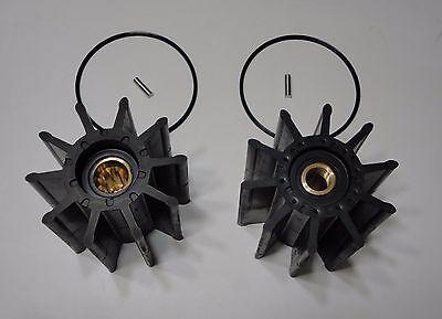 Pair Impeller Repair Kit Replaces Sherwood 30000K Fits G3001-01 G3001-02 G3001X
