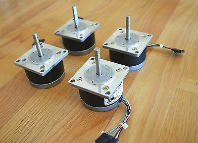 New 4 Applied Motion Nema23 Stepper Step Stepping Motors - Cnc Diy Rep Rap