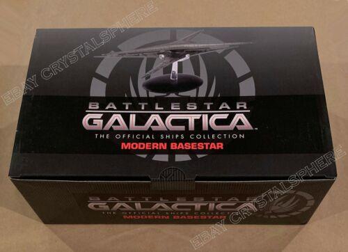 Eaglemoss Battlestar Galactica Modern Basestar (2004) w/ Magazine #12 Base Ship