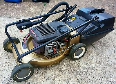 how to change oil on victa mower