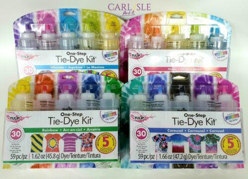 Tulip One-Step Tie-Dye Kit - Choose your Kit