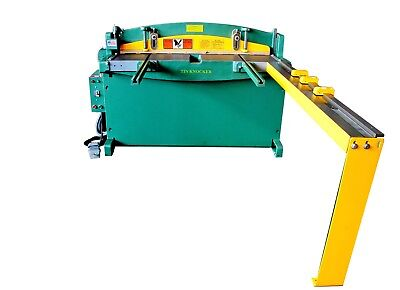 New Tin Knocker 16 Gauge X 52 Hydraulic Shear