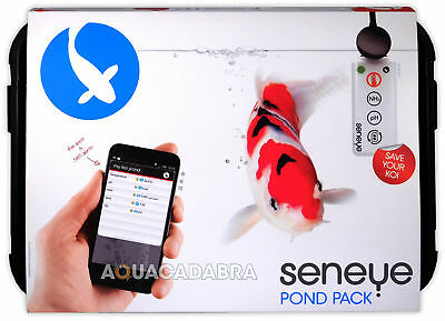 SENEYE POND PACK V2 DRI BOX SWS WEB SERVER PH NH3 SLIDE LIGHT USB WI-FI ETHERNET
