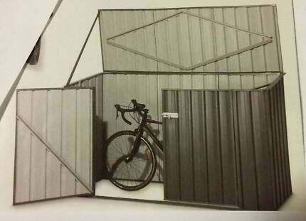 Bicycle Shed / Garden Shed / Pool Pump Shed / BBQ Cover Shed