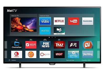 "Philips 43"" Class 4K (2160P) Smart LED TV (43PFL5602/F7)"