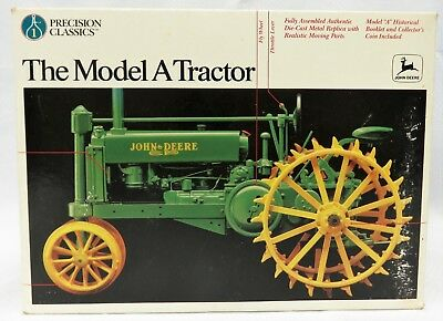 (Model A John Deere Tractor by Ertl - Price Change)