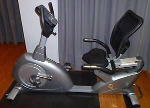 Exercise Bike - Orbit Deluxe Recumbent Canning Vale Canning Area Preview