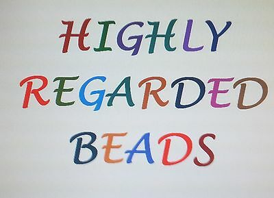 Highly Regarded Beads