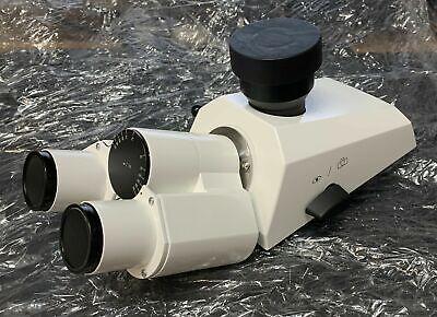 Zeiss Microscope Trinocular Photo Head Reverse Image Axioscope 425520-9020