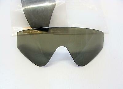 6032052ef280 Rare NOS 90's Vintage Oakley Eyeshade Sunglasses Gray Replacement Lens ~