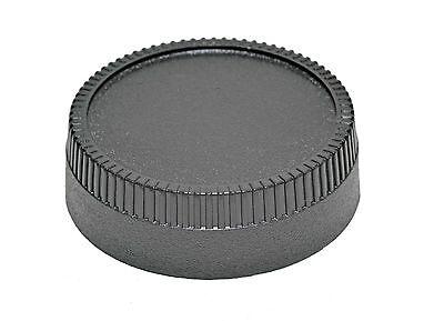 Nikon Rear Lens Cap Nikon F mount Back Cap Fits Nikon F Mount DSLR Lenses