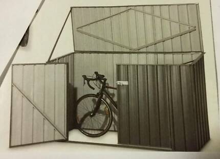 bicycle shed garden shed pool pump shed bbq cover shed