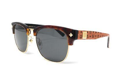 MCM Sunglasses MCM604S 216 Tortoise Rectangle 55x18x140