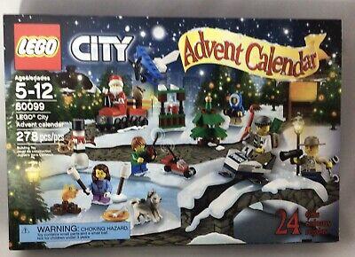 LEGO City Advent Calendar 60099