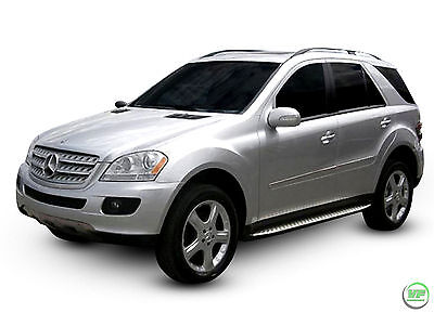 Mercedes ML Class W164 06-11 Running Boards Side Steps Original OE style AMG