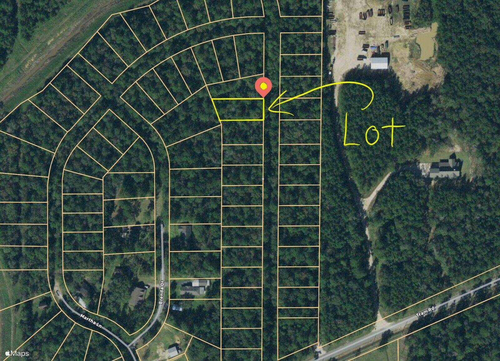 1/3 Acre Lot Beaumont TX -Bid On Full Price -NO RESERVE- HIGH BID OWNS IT - $1,075.00