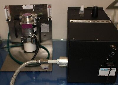 Datex Ohmeda Isoflurane Vaporizer Veterinary Anesthesia Machine Scavenger