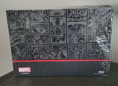 Marvel 80th Anniversary Funko POP! Advent Calendar 24pc SEALED in original pack