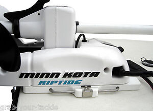 Electric BOAT TROLLING MOTOR MOUNTING BRACKET Dog Bone Fits Minn Kota Auto & Co