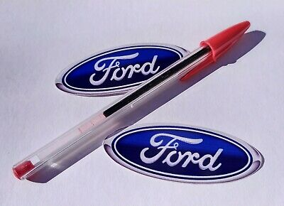 #2 FORD stickers for classic Capri Sierra Escort / hot-rod / American muscle car