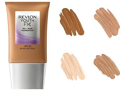 Revlon Youth Fx Fill + Blur Foundation SPF 20 Broad Spectrum 1 fl oz