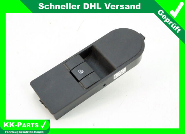 Fensterheberschalter vorn rechts 13228709 Orig. Opel Zafira B (A05) 1.9 CDTI
